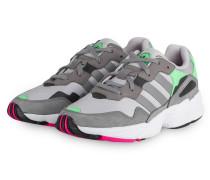 Sneaker YUNG-96 - HELLGRAU/ GRÜN