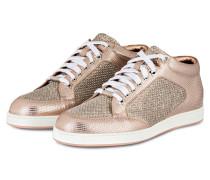 Sneaker MIAMI - ROSA METALLIC
