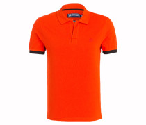 Piqué-Poloshirt PALATIN Regular-Fit - rot