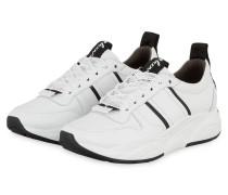 Sneaker CALF - SCHWARZ/ WEISS