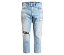 Destroyed-Jeans DRAFT Tapered Fit