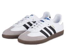 Sneaker SAMBA OG - WEISS/ SCHWARZ
