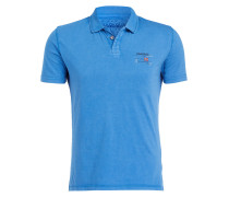 Poloshirt EGEGIK - blau
