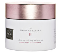 SAKURA - BODY SCRUB