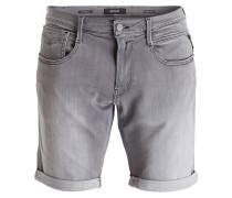 Jeans-Shorts ANBASS HYPERFLEX - 009 grey