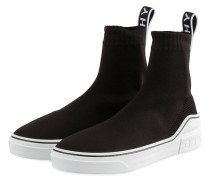 Hightop-Sneaker GEROGE V - SCHWARZ