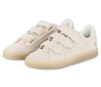 Sneaker BASKET VELCRO - BEIGE
