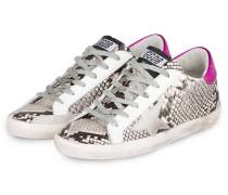 Sneaker SUPERSTAR - GRAU/ CREME/ PINK