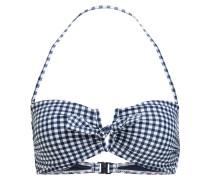 Bandeau-Bikini-Top CAPRI CHECK