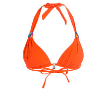 Triangel-Bikini-Top NIKO NARANJA