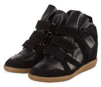 Plateau-Sneaker BUCKEE - SCHWARZ