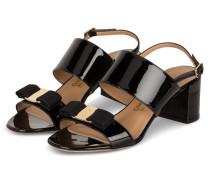 Sandaletten GIULIA - SCHWARZ