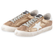 Sneaker SUPERSTAR - GOLD METALLIC