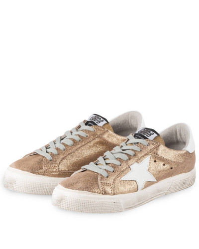 Sneaker SUPERSTAR - GOLD METALLIC