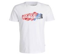 T-Shirt SERVIAN - weiss