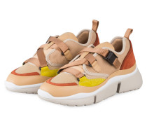 Sneaker SONNIE LOW - MAPLE PINK