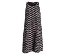 Kleid WERIA GRAPHIC - schwarz/ weiss