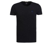 T-Shirt - schwarz/ weiss
