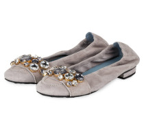 Ballerinas MALU - GRAU