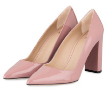 Lack-Pumps MAYFAIR - ROSÉ