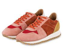 Sneaker - ROT/ ROSA/ CAMEL