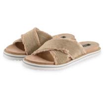 Sandalen SAND ROAD - beige