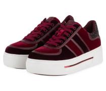 Plateau-Sneaker CAMDEN - MAROON
