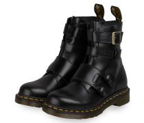 Biker Boots BLAKE II - SCHWARZ