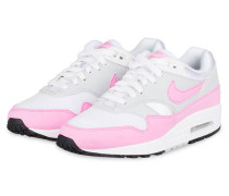 Sneaker AIR MAX 1 ESSENTIAL - WEISS/ PINK