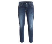 Jeans LIU - vintage dark galon blue