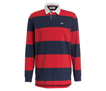 Jersey-Poloshirt Relaxed Fit