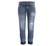 7/8-Jeans KAREN - blue used
