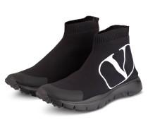 Sneaker VLOGO - SCHWARZ
