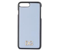 iPhone-Hülle - hellblau