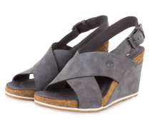 Wedges CAPRI SUNSET - GRAU