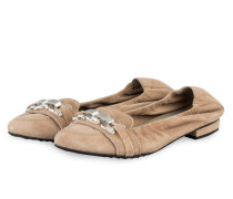 Ballerinas MALU - BEIGE
