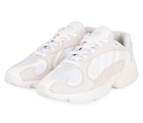 Sneaker YUNG-1 - WEISS/ CREME