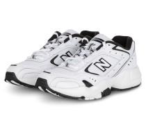 Sneaker WX452SB - WEISS/ SCHWARZ