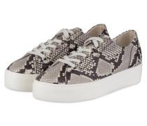 Plateau-Sneaker MAMBA - SCHWARZ/ WEISS