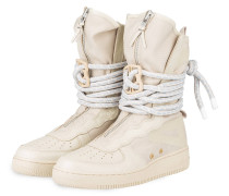 Boots SF AIR FORCE 1 HI - ECRU