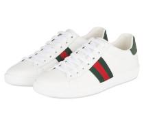 Sneaker NEW ACE - WEISS/ ROT/ GRÜN