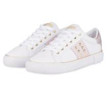 Sneaker - WEISS/ PINK