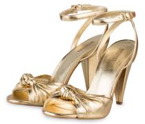 Sandaletten SURI - PALE GOLD