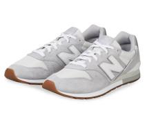 Sneaker CM996 - WEISS/ GRAU