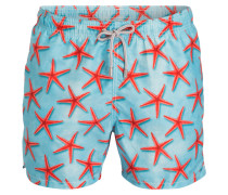 Badeshorts GUSTAVIA RED SEASTAR