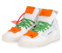 Hightop-Sneaker OFF COURT - WEISS