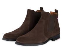 Chelsea-Boots PATRON - BRAUN