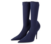 Stiefeletten KNIFE BOOTIES - NAVY