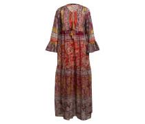 Kleid APMEL mit 3/4-Arm