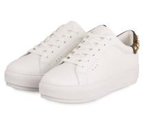 Plateau-Sneaker LANEY STUD - WEISS